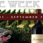 "Mission Creek Lodge 2012 ""Wine Week"""