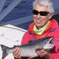 Sylvia & Pink Salmon